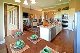 Living Room Dining Kitchen Color Schemes Centerfieldbar Com Living Room Open Kitchen To Living Room Plans Centerfieldbar Com