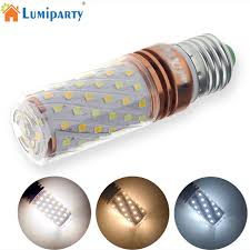 lights dimming in house lumiparty 85 265v 3 color dimming corn l house decoration warm