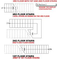 how to draw architectural plans r architectural drawing symbol stairs pinned by www modlar com