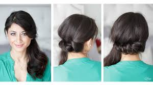 some chic hairstyle for college going girls this summer