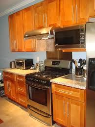 Cinnamon Shaker Kitchen Cabinets by Honey Colored Kitchen Cabinets Rta Cabinet Broker 1r Honey