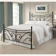 alluring full size bed frame white full size iron bed frame