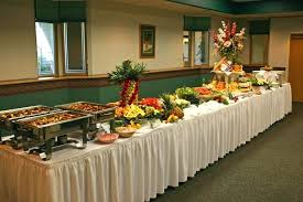 how to set up a buffet table impressive buffet table decoration inspirations storage buffet table