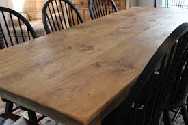 Length Of 8 Person Dining Table by The New England Farm Table Co Custom Hand Made Farm Tables And