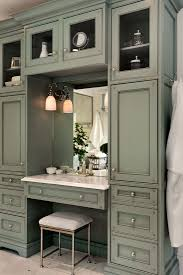 bathroom vanity with seating area how to turn a dresser into a