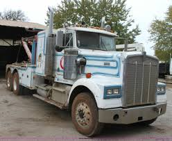 kenworth truck wreckers australia 1982 kenworth w900 semi wrecker truck item h2027 sold d
