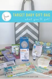baby gift registries free target gift registry baby welcome bag 71 value baby