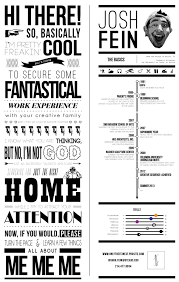 resume design sample 50 awesome resume designs that will bag the job hongkiat