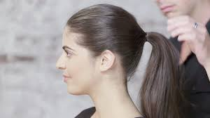 volume on top ponytail how to videos tresemmé style studio
