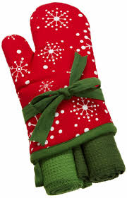 Kitchen Gifts by Christmas Kitchen Towels And Potholders Towel