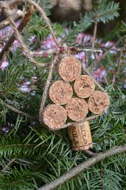 8 diy wine cork ornament ideas the ornament
