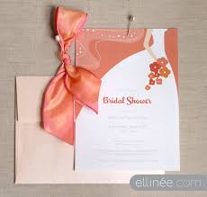 bridal shower invitation templates bridal shower invitation template the elli
