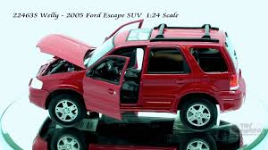 ford jeep 2005 22463s welly 2005 ford escape suv 124 scale diecast wholesale