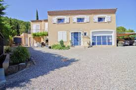280m french villa with guest house for sale in montbrun des