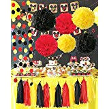 mickey mouse party mickey mouse banners streamers confetti party