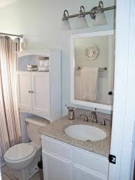 storage ideas for bathroom pedestal sink water clever makeup and beauty supply ideas hgtvus