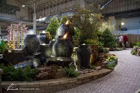 Aquascape Maintenance Chicago Flower And Garden Show Pond Construction Pond