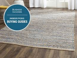 thin area rugs the best area rugs you can buy business insider