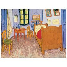 tableau de gogh la chambre gogh la stanza 1888 80x60 cm painter vincent gogh