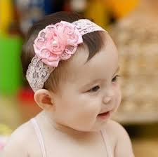 flower hair band baby girl infant beautiful kids headband hair band hair flower