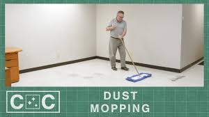 Dust Mop For Laminate Floors How To Dust Mop A Floor Clean Care Youtube