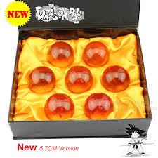 aliexpress buy dragon ball crystal balls 1set 3 5 4 5 5 7