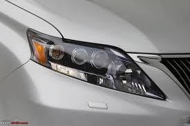 lexus rx 350 headlights 2010 lexus rx 350 and 450h brochure images leaked all new