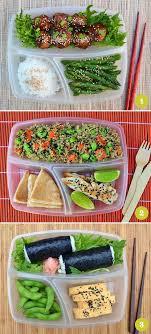 cuisine japonaise santé oh bento 6 lunchbox ideas menu santé cuisine chinoise et