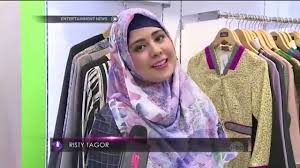 tutorial hijab syar i ala risty tagor tutorial hijab simpel ala risty tagor youtube