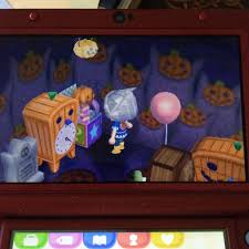 warning to those playing acnl halloween for the first time