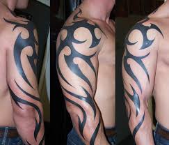 tribal wars picture 3d tattoos design idea for and