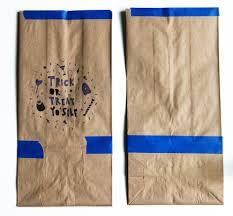 trick or treat yo u0027self halloween treat bags u2014 freckle u0026 fair