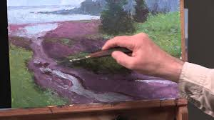 the secret to oil painting wet into wet with michael chesley