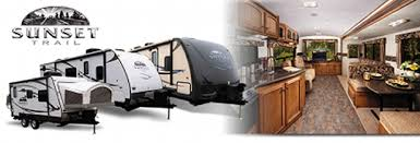 sunset trail rv floor plans sunset trail cross roads trailers nc cers lite trailers light