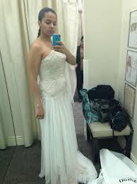 Wedding Dresses David S Bridal David U0027s Bridal One Shoulder Wedding Dress Ivo Hoogveld