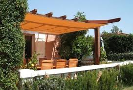 Pergola Covering Ideas by Hybrid Pergola With Shade Sail Google Search Sails For Shade