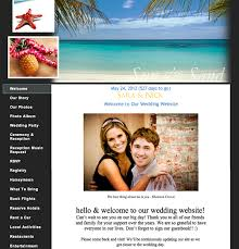 free wedding websites with wedding planning 101 build an awesome wedding website
