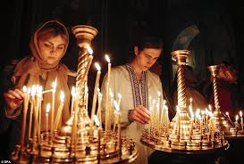 Why Do Catholics Light Candles Greek Believers Fire Off Rockets To Celebrate Orthodox Easter
