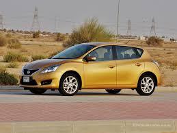 tiida nissan hatchback 2014 nissan tiida 1 8 sl drive arabia