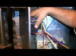 air conditioner transformer how to wire a transformer youtube