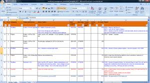Task Management Excel Template Workload Management