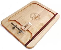 cutting board personalized and custom wood products for land and sea