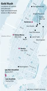 a department store comeback in new york city wsj