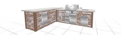 kitchen cabinet design software free outdoor kitchen design software an easy 5 step guide