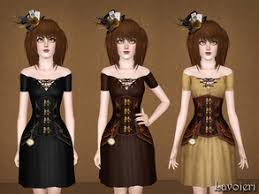1800s hairstyles for sims 3 sims 3 clothing steunk