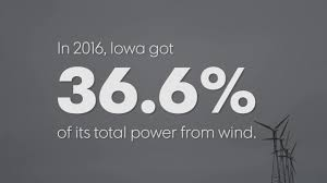 is wind power saving rural iowa or wrecking it