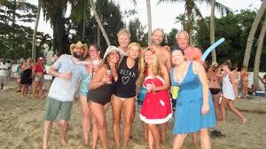 3rd christmas pig roast on the beach life transplanet
