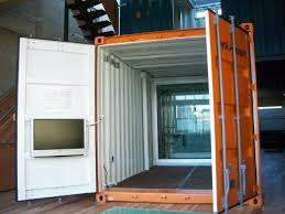 small shipping container container house design