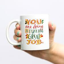 mug vs cup funny coffee mugs for home office emily mcdowell studio