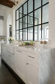 farmhouse kitchens with white cabinets gray farmhouse kitchens design ideas